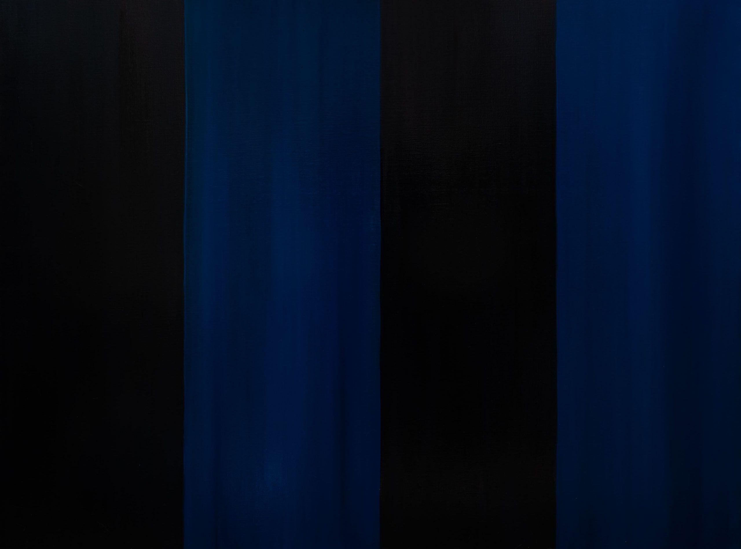 English ver. – [ somebody ]- oil on canvas, sunlight, rain. F60.
